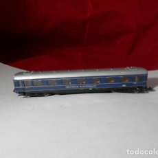 Trenes Escala: VAGÓN PASAJEROS TEN ESCALA N DE ROCO. Lote 221845807