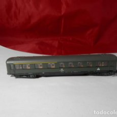 Trenes Escala: VAGÓN PASAJEROS DE LA DB ESCALA N DE ROCO. Lote 221846148