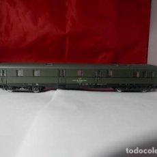 Trenes Escala: VAGÓN PASAJEROS DE LA DB ESCALA N DE ROCO. Lote 221846327