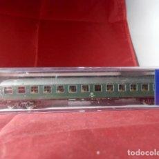 Trenes Escala: VAGÓN PASAJEROS DE LA DB ESCALA N DE ROCO. Lote 221941777