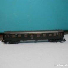 Trenes Escala: VAGÓN PASAJEROS ESCALA N DE ROCO. Lote 222070446