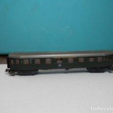 Trenes Escala: VAGÓN PASAJEROS DE LA DB ESCALA N DE ROCO. Lote 222071317