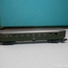 Trenes Escala: VAGÓN PASAJEROS DE LA DB ESCALA N DE ROCO. Lote 222071905