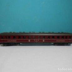 Trenes Escala: VAGON CAMAS DE LA DSG ESCALA N DE ROCO. Lote 222072313