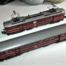 Trenes Escala: AUTOMOTOR ROCO N - 2160 A - BUEN ESTADO -. Lote 222214245
