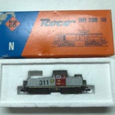 Comboios Escala: LOCOMOTORA ROCO RENFE 311 ESC N. Lote 222684536