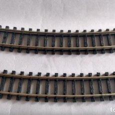 Trenes Escala: ROCO N LOTE DE CURVAS REF 22226. Lote 230990485