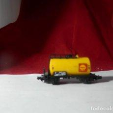 Trains Échelle: VAGÓN CISTERNA ESCALA N DE ROCO. Lote 232473615