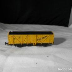 Trenes Escala: VAGÓN CERRADO ESCALA N DE ROCO. Lote 233125375