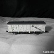 Trenes Escala: VAGÓN CERRADO ESCALA N DE ROCO. Lote 233125490