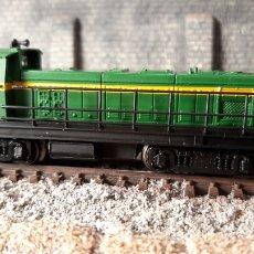 Trains Échelle: TRES COCHES 7000 YENKAS Y LOCOMOTORA ROCO VALENCIANA DIGITAL. Lote 236609120