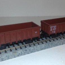 Trenes Escala: ROCO N 2 BORDE ALTO -- L48-147 (CON COMPRA DE CINCO LOTES O MAS ENVÍO GRATIS). Lote 240893510