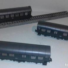 Trenes Escala: ROCO N 3 VAGONES PASAJEROS 3 EJES 2ª -- L48-155 (CON COMPRA DE CINCO LOTES O MAS ENVÍO GRATIS). Lote 241759740