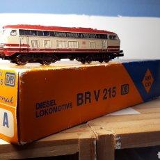 Trains Échelle: LOCOMOTORA CO LUZ. Lote 241924285