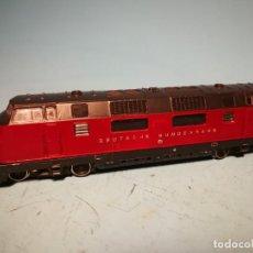 Trains Échelle: LOCOMOTORA DIESEL ROCO. Lote 242977330