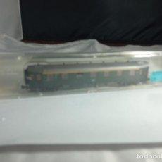 Trenes Escala: VAGÓN PASAJEROS ESCALA N DE ROCO. Lote 243567935