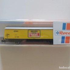 Trenes Escala: VAGÓN ESCALA N ROCO RENFE PASCUAL. REFERENCIA: 25495. Lote 244692725