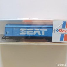 Trenes Escala: VAGÓN ESCALA N ROCO RENFE SEAT. REFERENCIA: 25362. Lote 244765380