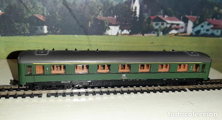 Trenes Escala: Roco-24236 N. Pareja de coches de pasajeros Schürzenwagen - Foto 2 - 248590370