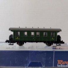 Treni in Scala: COCHE DE PASAJEROS 3 CLASE. Lote 250337250