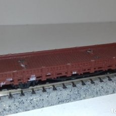 Trenes Escala: ROCO N BORDE BAJO -- L49-033 (CON COMPRA DE 5 LOTES O MAS, ENVÍO GRATIS). Lote 254410220