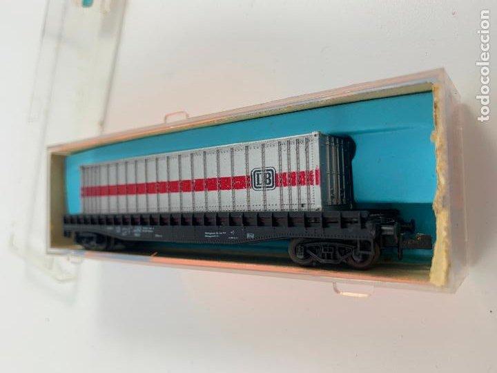 Trenes Escala: ROCO ESCALA N VAGON RFA 2355 - Foto 2 - 255557470