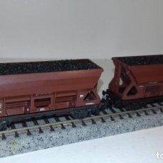 Trenes Escala: ROCO N 2 TOLVAS CARBÓN -- L49-066 (CON COMPRA DE 5 LOTES O MAS, ENVÍO GRATIS). Lote 257690560