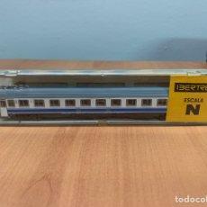 Trenes Escala: VAGÓN DE PASAJEROS ROCO ESCALA N.. Lote 260706805