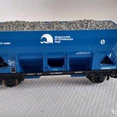 Trenes Escala: ROCO N VAGÓN TOLVA BALASTO MANTENIMIENTO INFRAESTRUCTURAS RENFE , VÁLIDO IBERTREN,ROCO, ETC. Lote 261973725