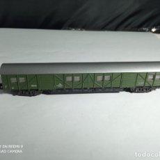 Trenes Escala: VAGÓN TALLER ESCALA N DE ROCO. Lote 262145005