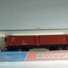 Trenes Escala: VAGÓN CERRADO ESCALA N DE ROCO. Lote 262293235