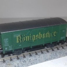 Trenes Escala: ROCO N CERVECERO -- L49-217 (CON COMPRA DE 5 LOTES O MAS, ENVÍO GRATIS). Lote 262772550