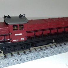Trenes Escala: ROCO N LOCOMOTORA WERKSLOK 2 -- L49-219 (CON COMPRA DE 5 LOTES O MAS, ENVÍO GRATIS). Lote 262773220