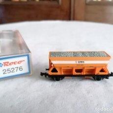 Trenes Escala: ROCO N 25276 VAGÓN TOLVA COMSA RENFE NUEVO OVP. Lote 264287300