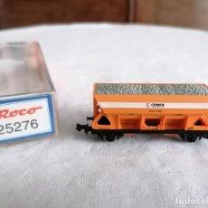 Trenes Escala: ROCO N 25276 VAGÓN TOLVA COMSA RENFE NUEVO OVP. Lote 264287304