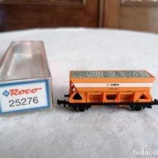Trenes Escala: ROCO N 25276 VAGÓN TOLVA COMSA RENFE NUEVO OVP. Lote 264287320