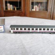 Trenes Escala: ROCO N 24437 VAGÓN PASAJEROS 2ª CLASE SERIE 10000 NUEVO OVP. Lote 264288024