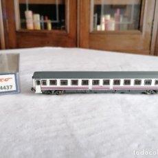 Trenes Escala: ROCO N 24437 VAGÓN PASAJEROS 2ª CLASE SERIE 10000 NUEVO OVP. Lote 264288048