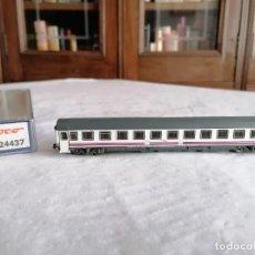Trenes Escala: ROCO N 24437 VAGÓN PASAJEROS 2ª CLASE SERIE 10000 NUEVO OVP. Lote 264288064