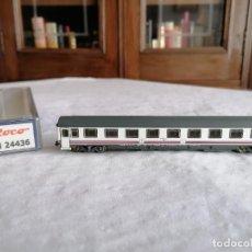 Trenes Escala: ROCO N 24436 VAGÓN PASAJEROS 1ª CLASE SERIE 10000 NUEVO OVP. Lote 264288136
