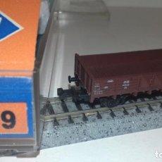 Trenes Escala: ROCO N BORDE BAJO CORTO 2309 -- L49-144 (CON COMPRA DE 5 LOTES O MAS, ENVÍO GRATIS). Lote 260725375