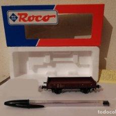 Trenes Escala: VAGON ABIERTO ROCO - TREN - ESCALA N - DB. Lote 266981404