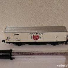 Trenes Escala: VAGON TORRES RENFE - TREN - ROCO - ESCALA N. Lote 267140669