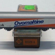 Trenes Escala: ROCO N 02326 A- VAGÓN CERRADO OVOMALTINE SBB. Lote 271414523