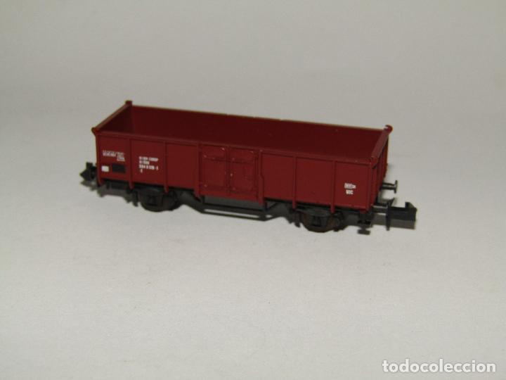 Trenes Escala: Vagón Borde Medio en Escala *N* de ROCO - Foto 2 - 273447928