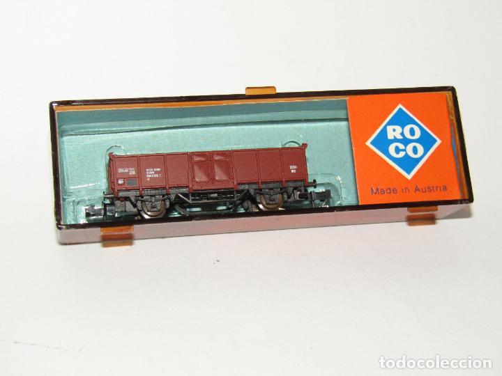 Trenes Escala: Vagón Borde Medio en Escala *N* de ROCO - Foto 3 - 273447928
