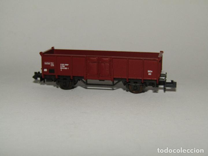 Trenes Escala: Vagón Borde Medio en Escala *N* de ROCO - Foto 4 - 273447928