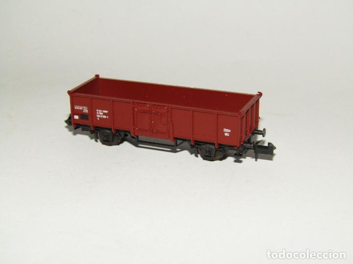Trenes Escala: Vagón Borde Medio en Escala *N* de ROCO - Foto 5 - 273447928