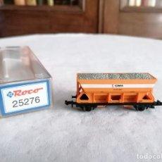 Trenes Escala: ROCO N 25276 VAGÓN TOLVA COMSA RENFE NUEVO OVP. Lote 276609513
