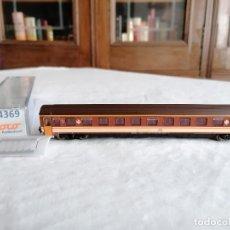 Trenes Escala: ROCO N 24369 VAGÓN DE PASAJEROS 2ª CLASE ESTRELLA SERIE 10000 NUEVO OVP. Lote 276610803